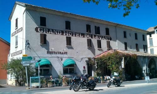 Hotel du Levant : Hotel near Castellane