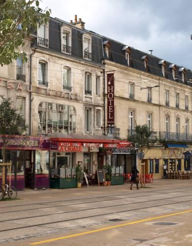 Hotel dijon hotels near dijon 21000 france for Hotels dijon