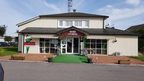 Fasthotel Marne La Vallée : Hotel near Grisy-Suisnes