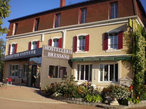 Logis Hostellerie Bressane- Cuisery : Hotel near Sermoyer