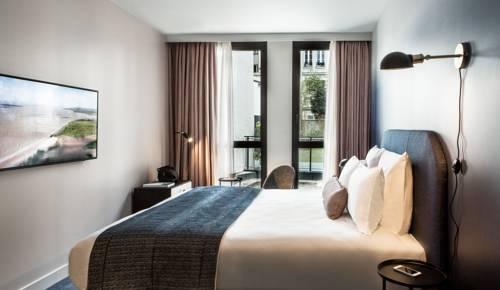 L'Imprimerie Hôtel : Hotel near Levallois-Perret