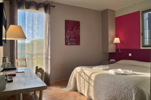 La Bastide d'Iris : Hotel near Vagnas