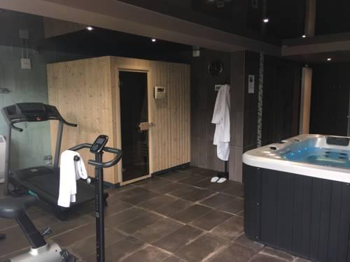 Quality La Marebaudière Spa Vannes Centre : Hotel near Vannes