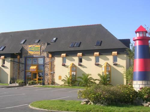 Brit Hotel Iroise Brest : Hotel near Plougastel-Daoulas