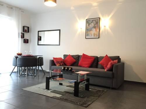 le mirador : Apartment near Antibes