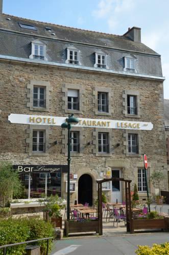 Hotel Restaurant Lesage : Hotel near Sarzeau