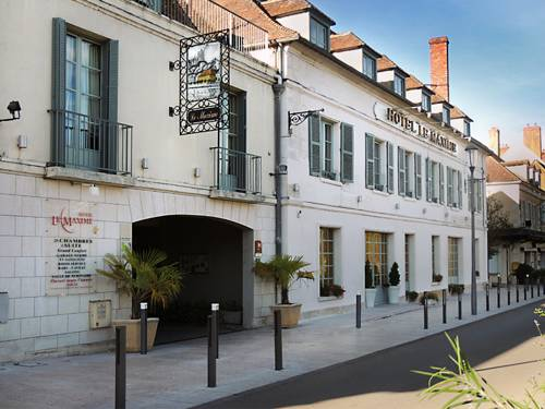 Hôtel Le Maxime : Hotel near Bourgogne
