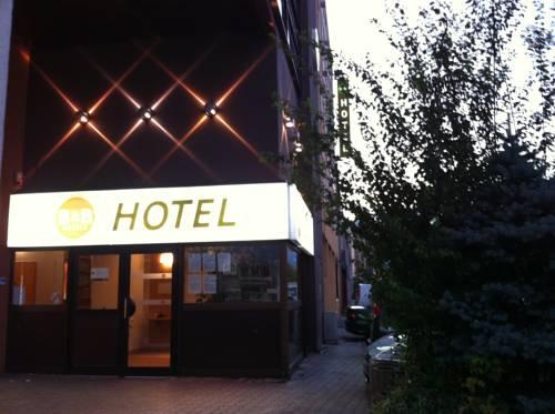 B&B Hôtel Grenoble Centre Verlaine : Hotel near Échirolles