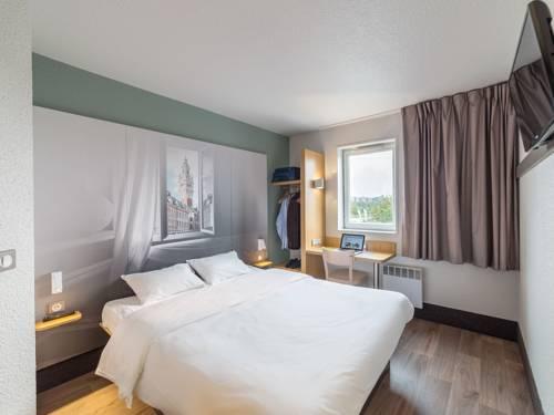 B&B Hôtel Lille Lezennes Stade Pierre Mauroy : Hotel near Villeneuve-d'Ascq