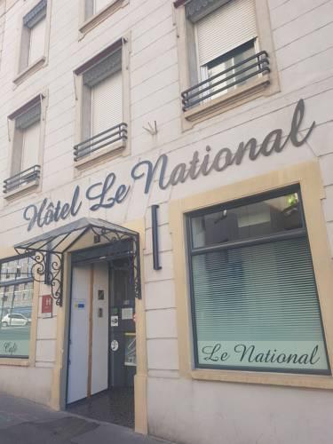 Hôtel Le National : Hotel near Saint-Étienne