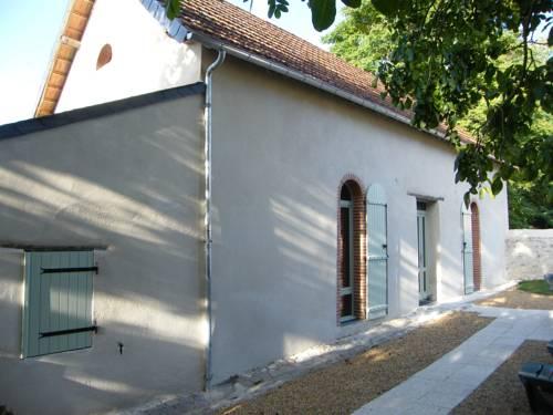 Gîte du Jardin : Guest accommodation near Montreuil-Juigné