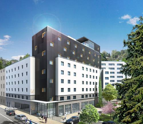 Park & Suites Elegance Lyon - Cité Internationale : Guest accommodation near Villeurbanne