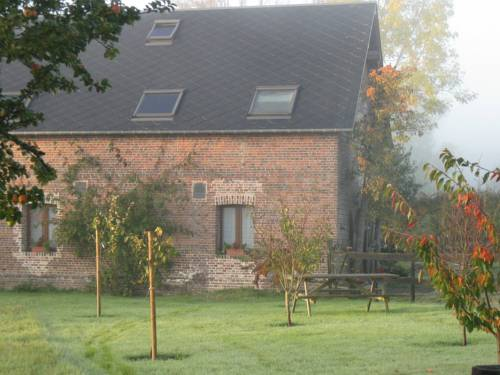 Le Pressoir : Bed and Breakfast near La Ferté-Frênel