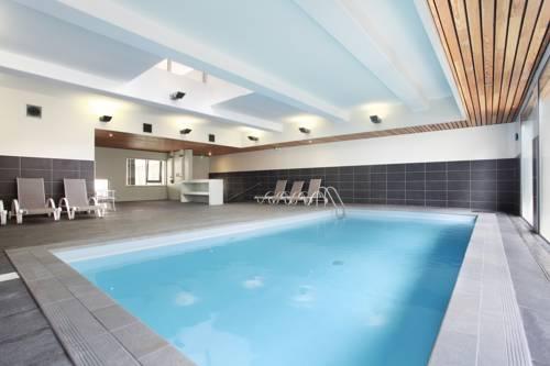 Appart'hotel Odalys Lyon Confluence : Guest accommodation near Sainte-Foy-lès-Lyon