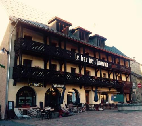 Le Bec de L'Homme : Guest accommodation near Villar-d'Arêne