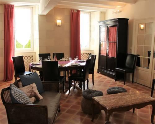 Le Gîte à Chenonceaux- L'Amandier- Gîte 3 étoiles : Guest accommodation near Civray-de-Touraine