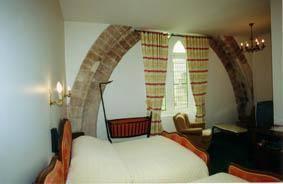 L'hostellerie Du Château : Hotel near Brix
