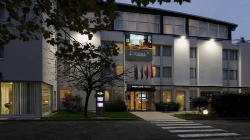 Mercure Hotel Forbach Centre de Loisirs : Hotel near Moselle