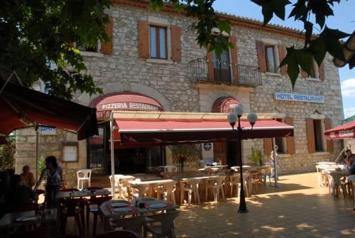 Hotel de l'Europe : Hotel near Lablachère