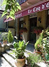 Le Coq d'Or : Hotel near Corrèze