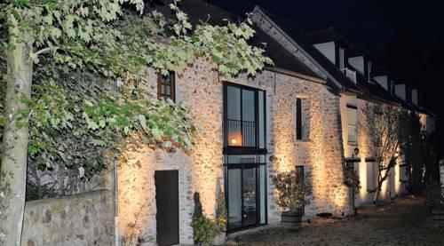 Les Cimaises à Janvry : Apartment near Courson-Monteloup