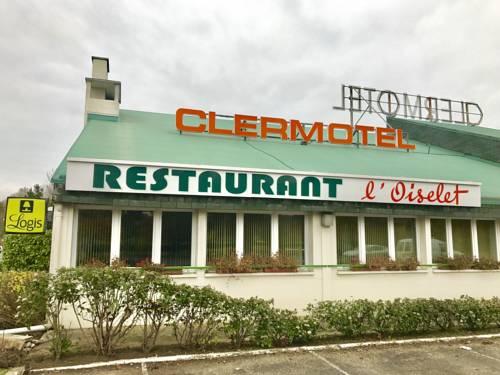 Logis Hôtel Le Clermotel : Hotel near Oise