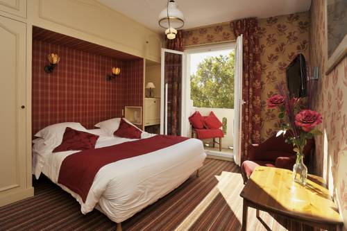 George Sand : Hotel near La Garenne-Colombes