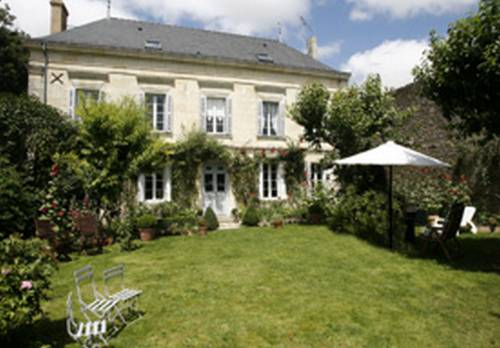 Les Basses Fontaines : Bed and Breakfast near Doué-la-Fontaine