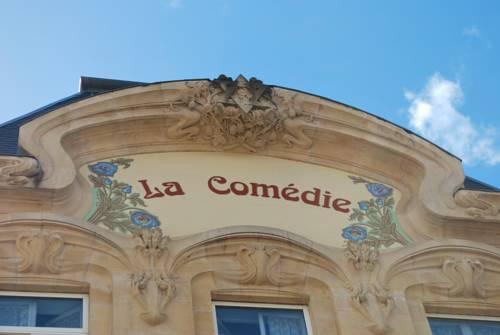 Hotel La Villa Lorraine : Hotel near Meurthe-et-Moselle