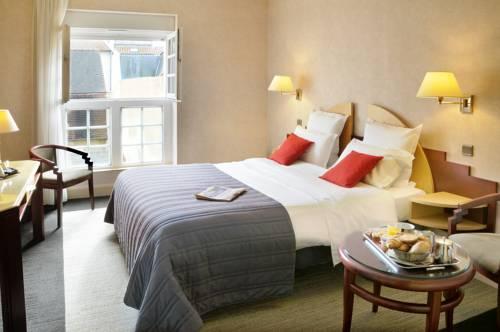 Best Western Poitiers Centre Le Grand Hôtel : Hotel near Poitiers