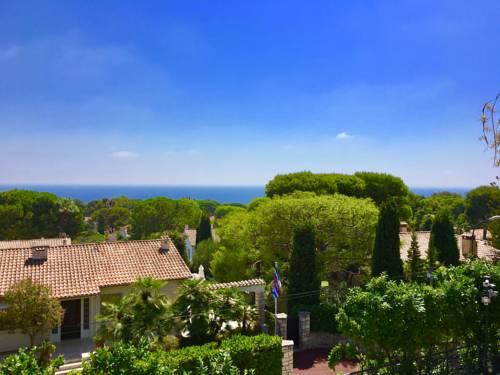 Sea view villa Cap Ferrat : Guest accommodation near Saint-Jean-Cap-Ferrat