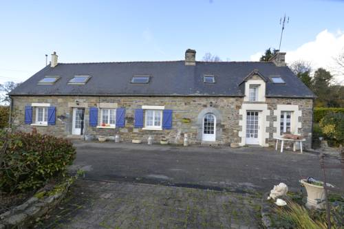 Couloumine breizh : Bed and Breakfast near Saint-Aignan