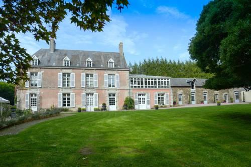Domaine de la Palombe : Guest accommodation near Pont-Hébert