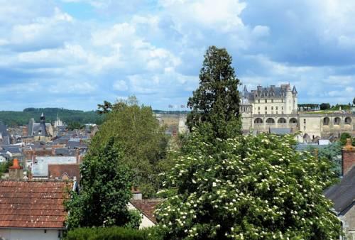 Les Terrasses Royales - le belvédère : Guest accommodation near Saint-Martin-le-Beau