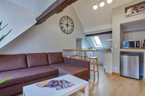Centre historique : Apartment near Caen