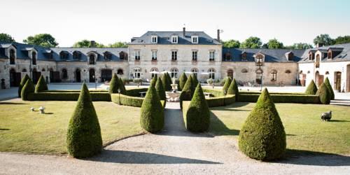 Domaine De Barive : Hotel near La Neuville-Bosmont
