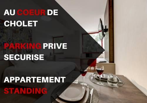Appartement Centre Cholet : Apartment near Cholet