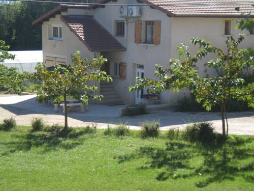 La Grange des Vosserts : Guest accommodation near Arras-sur-Rhône