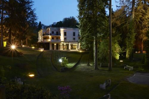 Le Pavillon de la Rotonde & Spa : Hotel near Charbonnières-les-Bains