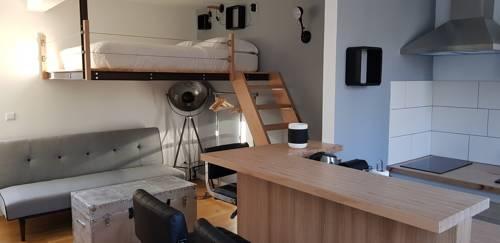 Résidence du Parc : Apartment near Labbeville