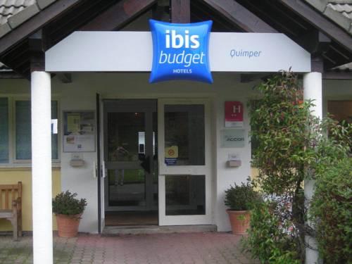 ibis budget Quimper : Hotel near Ergué-Gabéric