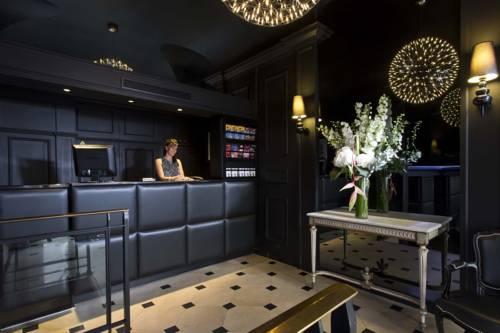 Hotel Icône : Hotel near Paris 9e Arrondissement