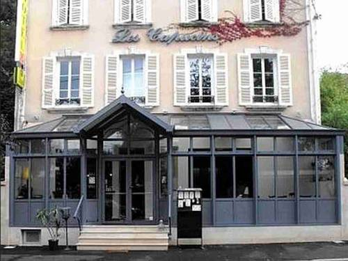 Les Capucins : Hotel near Yonne