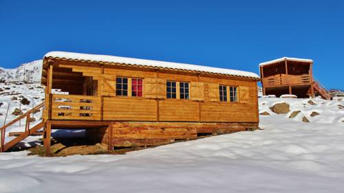 Les Chalets De Lozzi : Guest accommodation near Albertacce