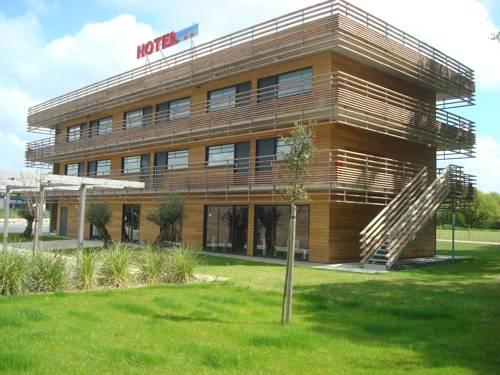 Inter-Hotel Anaiade : Hotel near Saint-Nazaire