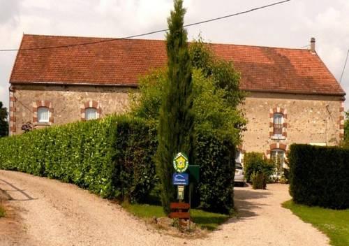 Logis de Chezelles : Bed and Breakfast near Courçais