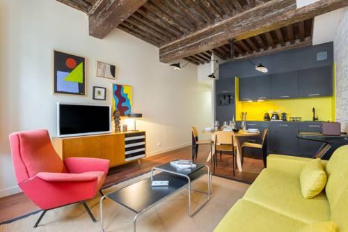 Like Home - Bellecour : Apartment near Lyon