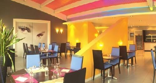 Kyriad La Roche Sur Yon : Hotel near La Roche-sur-Yon