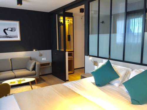 Les Voyageurs : Hotel near Plouzané