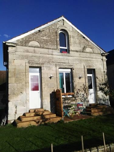 La Maisonnette : Guest accommodation near Rhuis